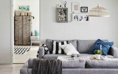 IKEA Decorating ideas - lounge room