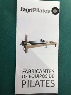 Fabricación de equipos de Pilates ( Jagripilates) .. Encuentranos en facebook