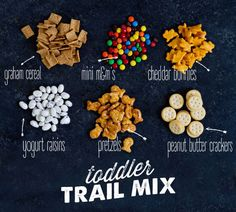 Toddler Snack Mix | My Baking Addiction