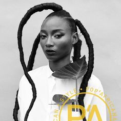 Oroma Elewa Unearths 'The Way We Plait', Limited Edition Pop'Africana Zine. When Oroma Elewa's creative endeavor into the world of publishing first launched in 2009 in the form of Pop'Africana, it was. African Hairstyles, Afro Hairstyles, Black Women Hairstyles, Protective Hairstyles, Afro Punk, Love Hair, My Hair, Dreads, Make Up Tutorials
