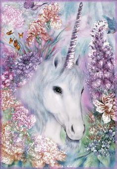 Unicornio Glitter GIF - Unicornio Unicorn Glitter - Discover & Share GIFs