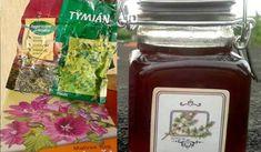 Jak si vyrobit účinný tymiánový sirup proti kašli Liqueur, Natural Solutions, Healthy Salad Recipes, Alternative Medicine, Kraut, Natural Healing, Natural Remedies, Mason Jars, Health Fitness