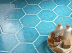 Pin di frédéric routier su cuisine bagno piastrelle