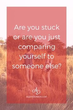 Are you stuck or are you comparing yourself to someone else? Self-judgment can be brutal. Learn the process of radical acceptance to practice self-love instead! Click to read now or pin for later!