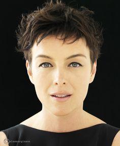 Miranda (Hunter) Garza is a song writer who resembles Olivia Williams. She helps Urban Legend.