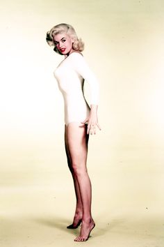 Jayne Mansfield - April 19, 1933 – June 29, 1967