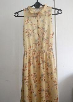 Kup mój przedmiot na #vintedpl http://www.vinted.pl/damska-odziez/krotkie-sukienki/13268017-sukienka-boho-w-kwiatki-idealna-na-lato-pullbear-rozmiar-s-rockabilly