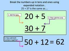 math worksheet : 1000 images about addition subtraction  multi digit on pinterest  : Expanded Column Addition Worksheets