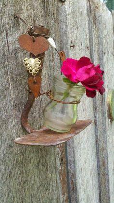 Gartendeko Selber Machen   30 Ausgefallene Bastelideen Für Die Gartendeko