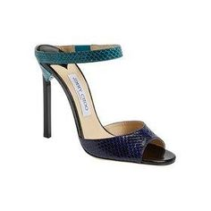 Jimmy Choo Deckle leather sandal–and 9 other must-have pairs