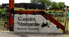 Amuse Bouche at Camelot Vineyards May 4, 2013 Join us for a fun event of food & wine! Call 250.862.8873