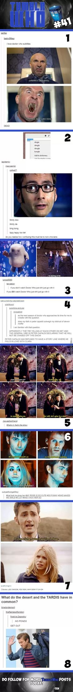 You can tell the doctor loves rose very much.. BUT THAT SON OF A BITCH RUINED IT ALL ON THE EPISODE DOOMSDAY. *slaps the doctor* Doctor: ow what was that for Me: GET WITH ROSE ALREADY