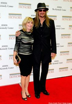 Kid Rock and his Mother
