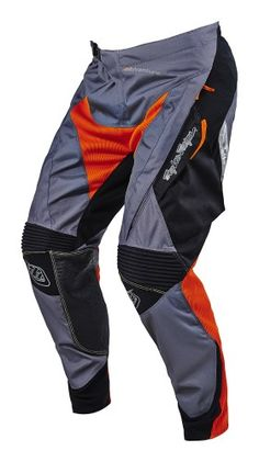 6f960292404 Troy Lee Designs 2016 Adventure Radius Pant Orange Gray Mens Size 28-42
