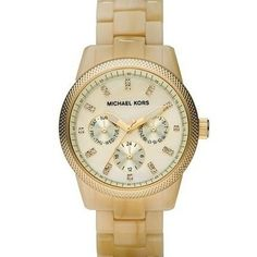 Michael Kors Watch - the more I see the more I need!