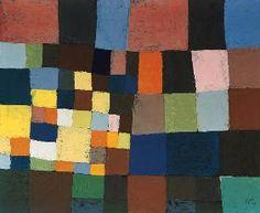 Polarlandschaft. Polarlandschaft. van Paul Klee