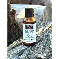 Rosemary and Mint Beard Oil – Gearantee