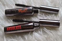 jess will: W7 Absolute Lashes Mascara (Benefit They're Real Dupe!)