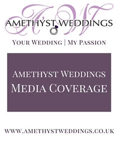 All about wedding planner in Hampshire - Amethyst Weddings. Weddings planned and coordinated - Your wedding | My Passion #weddingplanner #Hampshire