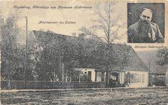 AK Heydekrug Memel Gebiet Klaipeda heute Silute Litauen  H Sudermann Dichter