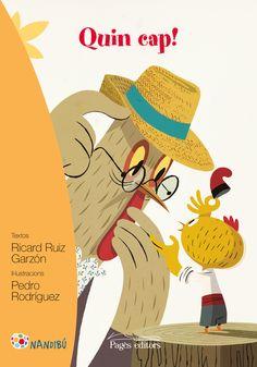 Setembre 2016: Quin cap! / Ricard Ruiz Garzón