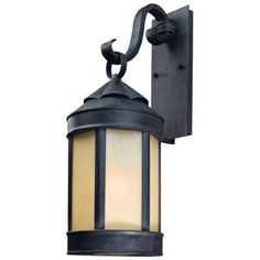 Anderson's Forge Outdoor Wall Lantern by Troy Lighting at Lumens.com