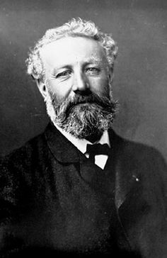 "Jules Verne  (Father of ""steam punk""?)"