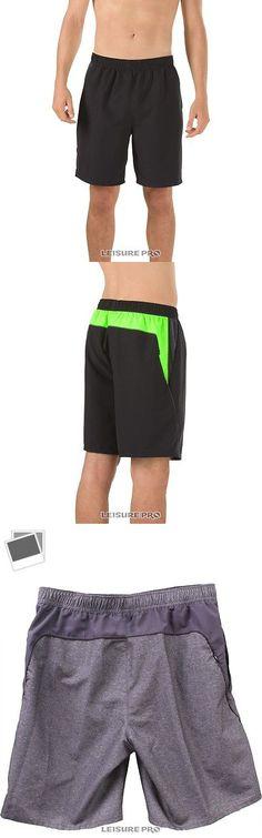 Men 140041: Speedo Men S Cutback Volley -> BUY IT NOW ONLY: $34.95 on eBay!