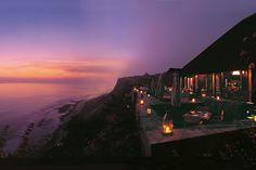 Sunset at Bulgari Resort Bali Indonesia<3
