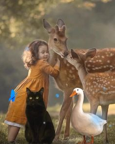 I embrace nature with all my heart! Animals For Kids, Cute Baby Animals, Animals And Pets, Little Girl Videos, Best Friend Images, Nature Story, Baby Animal Videos, Love You Gif, Snoopy Pictures