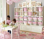 Bookshelf idea: Cameron 6 Cubby & 3 Drawer Base Set