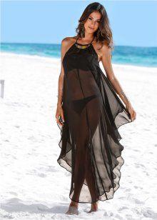 Пляжное платье, bpc selection, черный