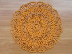 Ravelry: Golden Citrus pattern by American Thread Company