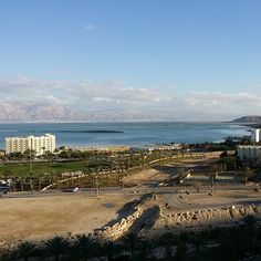 The view from our hotel room at the dead sea. Wow. Feeling blessed. #ccsjcisrael2014 - http://www.capotefamily.com/2014/03/10/the-view-from-our-hotel-room-at-the-dead-sea-wow-feeling-blessed-ccsjcisrael2014/?utm_source=pocket&utm_medium=capotefamily.com&utm_campaign=Pocket
