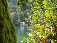 Autumn at lake Wörthersee. Photo: Archiv Stadt Klagenfurt/Fritzpress Klagenfurt, River, Places, Summer, Outdoor, Beautiful, Archive, City, Outdoors