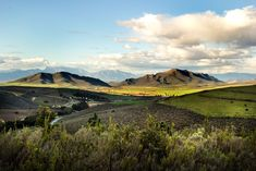 Mountains near and far by Nauta Piscatorque