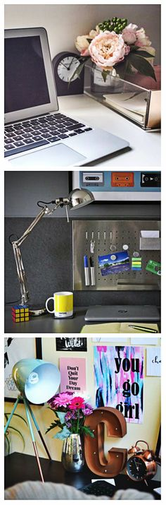 Find out how to create a productive and inspiring work space