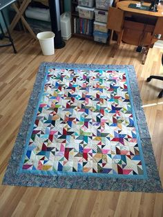 Bonnie Hunter, Scrap, Kids Rugs, Quilts, Home Decor, Scrappy Quilts, Decoration Home, Kid Friendly Rugs, Room Decor
