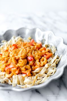 """Het räksås till """"Pasta"""" 6 k i l o . Lchf, Low Carb Recipes, Food To Make, Macaroni And Cheese, Dessert Recipes, Desserts, Food And Drink, Yummy Food, Dinner"""