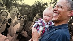Literally Just 20 Photos of Barack Obama Being Adorable With Kids - As we say goodbye to President Obama, here's one last look back at some of the cutest moments the 44th president shared with kids.