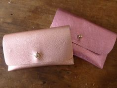 Thanks, I Made It : Grad Gift: DIY No-Sew Business Card Holder