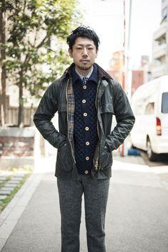 BARBOUR PEOPLE 318 – Shibuya, TOKYO