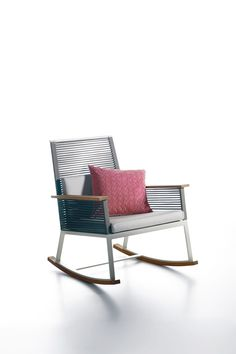 KETTAL LANDSCAPE - Rocking chair