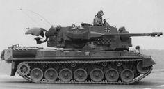 Flakpanzer Gepard A1