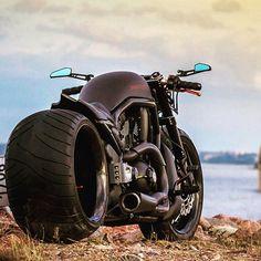 Harley Davisdon, VROD modified