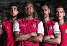SC Braga 2016/17 Lacatoni Home and Away Kits