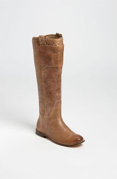 Free shipping and returns on Frye 'Paige' Tall Leather Riding Boot at Nordstrom.com. Overlaid leather shapes a hand-burnished riding boot with a classic Western cut. Bench-crafted by hand, Frye's 150-year-old heritage of quality leatherwork is evident in every detail.