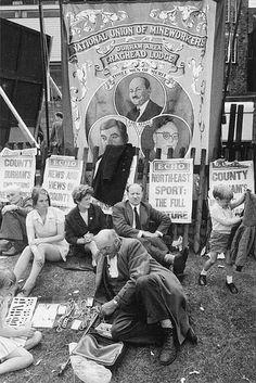 Durham Miners' Gala 1968 by Tony Ray-Jones