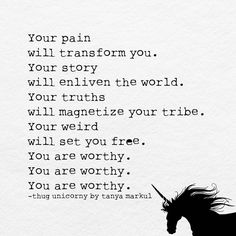 More: thugunicorn.com Unicorn Images, Unicorn Quotes, Thug Unicorn, Confidence Quotes, My Spirit, Words Worth, Spirit Animal, Badass, Creatures