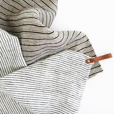 home textiles, garments & leather goods Kitchen Towels, Home Textile, Hand Weaving, Textiles, Blanket, Cotton, Leather, Pepper, Hand Knitting